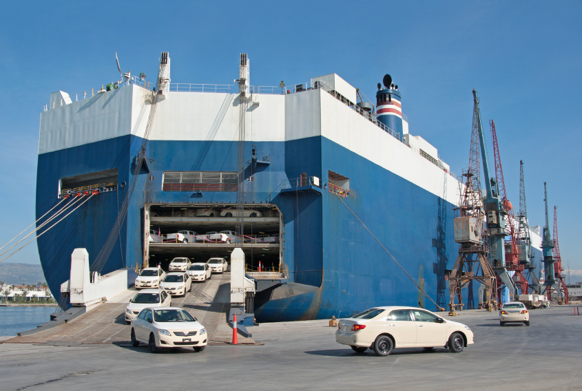 While US Auto Sales Improve, The Shipping Industry Cheers